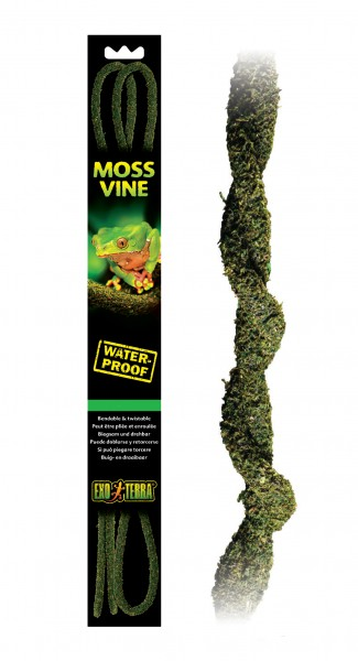 Exoterra Moss Vine biegbare Moos Liane