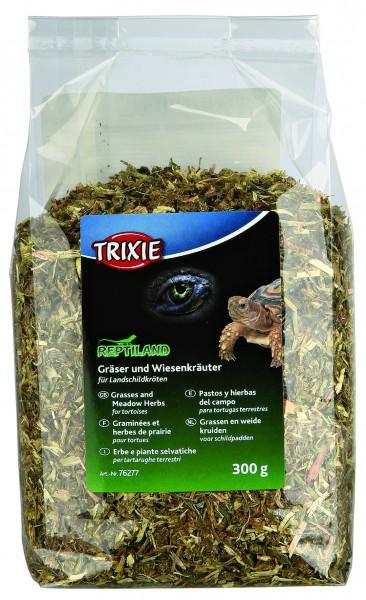 Trixie Gräser u. Kräuter für Landschildkröten, 300g