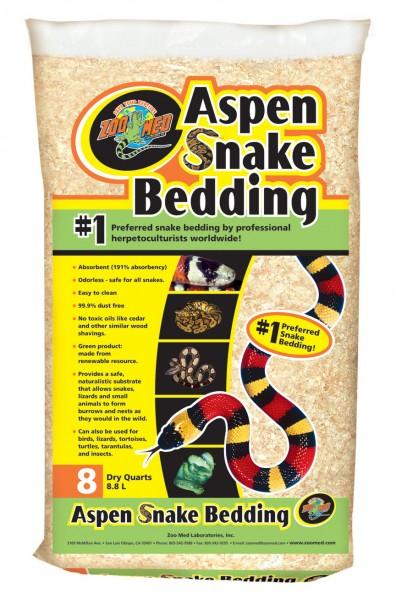 Zoo Med Aspen Snake Bedding, Schlangenstreu