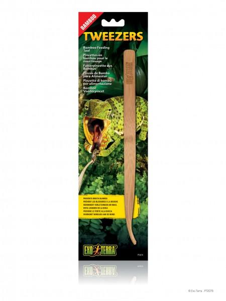 Exoterra Futterpinzette aus Bambus 29 cm