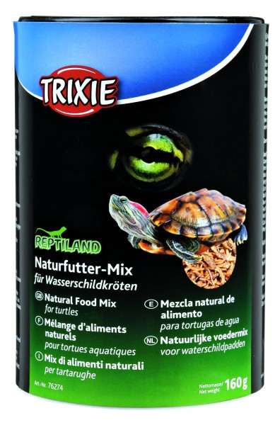 Trixie Naturfutter-Mix für Wasserschildkröten
