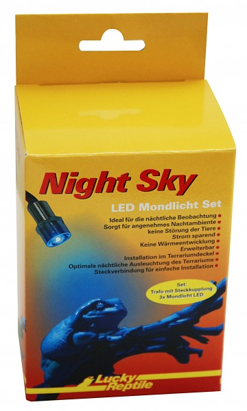 Lucky Reptile Night Sky LED Set & Erweiterungs-LED