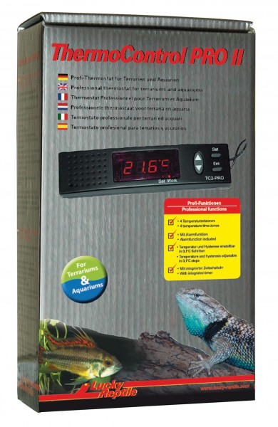 Lucky Reptile Thermo Control PRO II, Digit. Thermostat