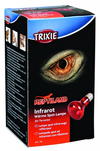 Trixie Infrarot Wärme-Spotlampe
