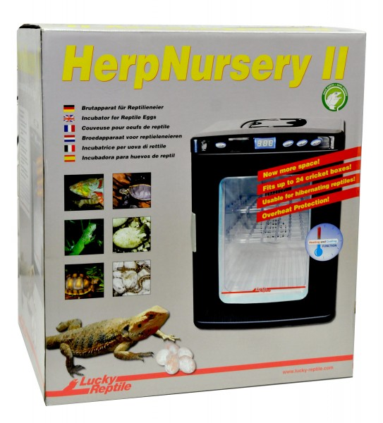 Lucky Reptile Herp Nursery 2, Inkubator
