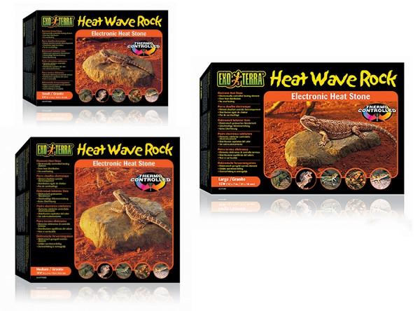 Exoterra Heat Wave Rock, Heizfels