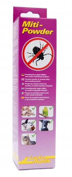 Lucky Reptile Miti-Powder 35g Milbenbekämpfungsmittels
