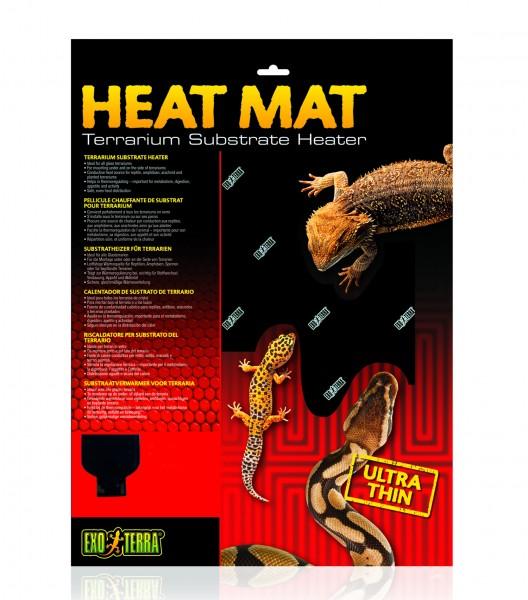 Exoterra Heat Mat, Terrarium Substratheizmatte