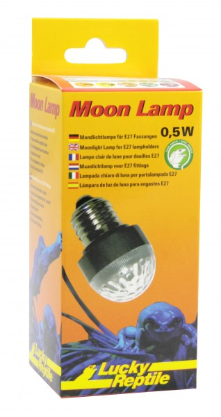 Lucky Reptile Moon Lamp LED 0,5W