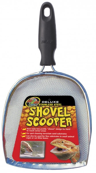Zoo Med Deluxe Shovel Skooper (Sandsieb)