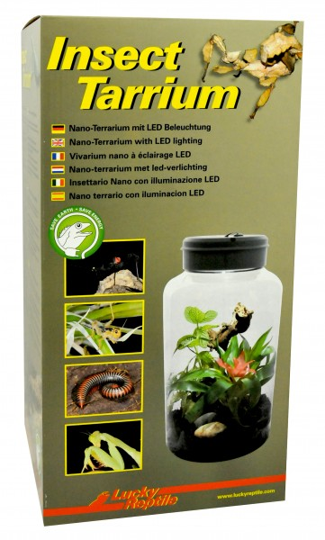 Lucky Reptile InsectTarrium 5L, ca. 15x15x25 cm