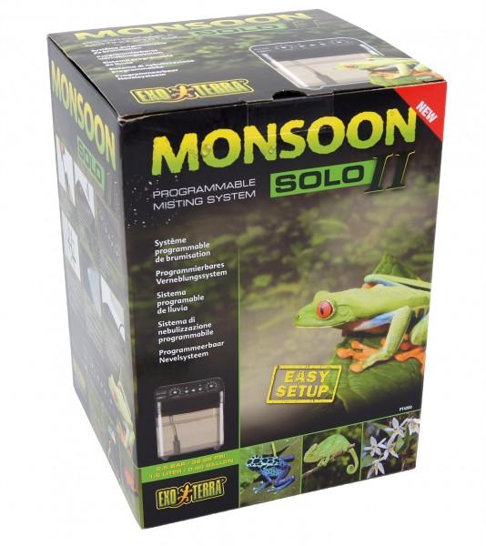 Exoterra Monsoon Solo II , Beregnungsanlage
