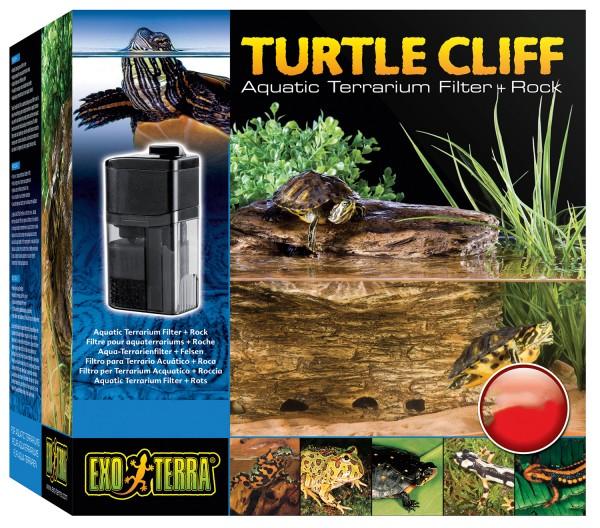 Exoterra Turtle Cliff Aqua Terra Filter
