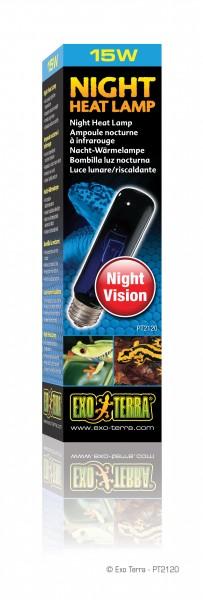 Exoterra Night Heat Lamp Mondscheinlampe
