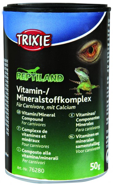 Trixie Vitamin-/Mineralst., Calcium + D3, 50 g