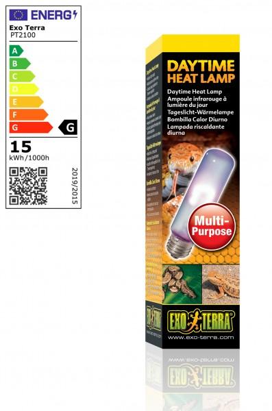 Exoterra Daytime Heat Lamp Röhrenform
