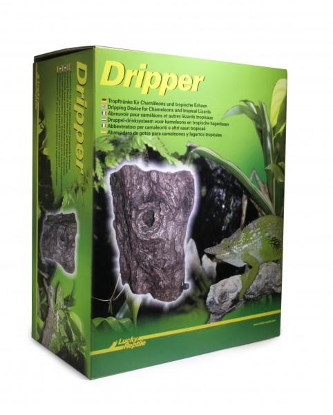 Lucky Reptile Baumstamm Dripper, 1 Liter Tank