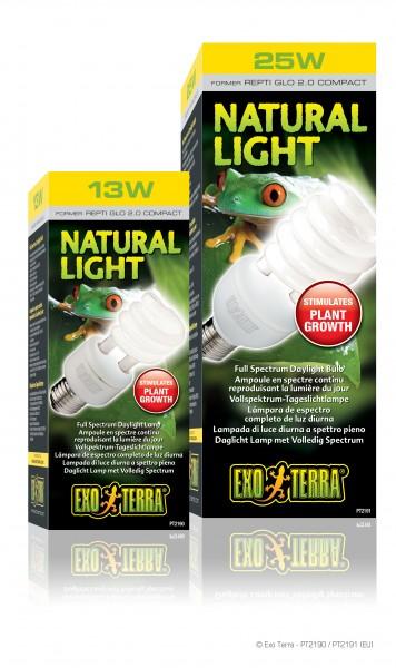 Exoterra Natural Light, Kompakt Lamp