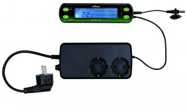Trixie Thermostat, digital, 2 Schaltkreise