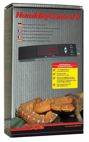 Lucky Reptile Humidity Control II, Digitaler Hygrostat