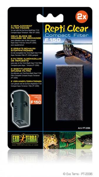 Ersatz-Schaumstoffilter 2 Stk. für F150