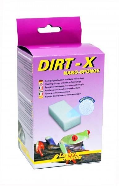 Lucky Reptile Dirt-X nano Sponge, 2 Stück