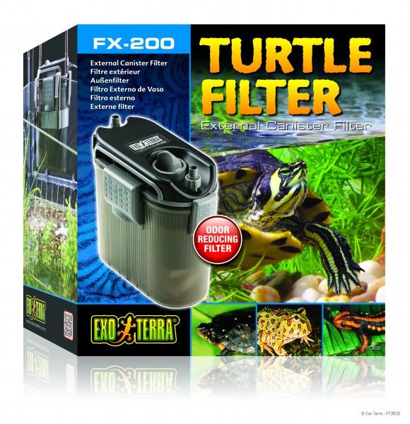 Exoterra Turtle Außenfilter FX 200