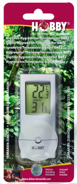 Hobby Digitales Hygrometer / Thermometer