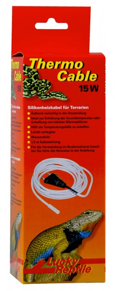 Lucky Reptile Thermo Cable, Heizkabel einadrig