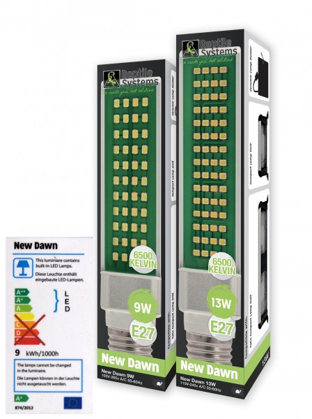 Reptile Systems New Dawn Compact LED E27