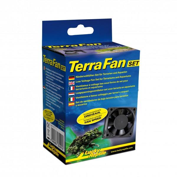 Terra Fan Lüfterset mit 2 Lüftern & Erweiterungsset