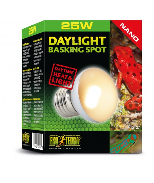 Exoterra Daylight Basking Spot NANO 25W