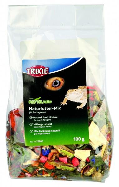 Trixie Naturfutter-Mix für Bartagamen, 100g