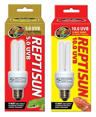 Zoo Med Repti Sun Kompakt Lampe 5.0 & 10.0