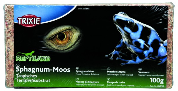 Trixie Sphagnum Moos, ergibt 4,5 l