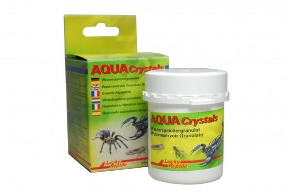 "Lucky Reptile Aqua Crystals 50 g, für ca. 5 l ""Feuchtegelee"""