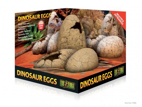 Exoterra Dinosaurier Eier