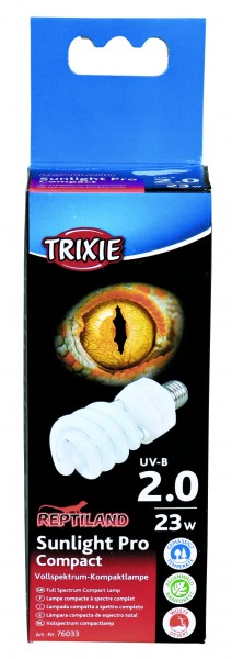 Trixie Sunlight Pro UV Kompakt 2.0, 23 W