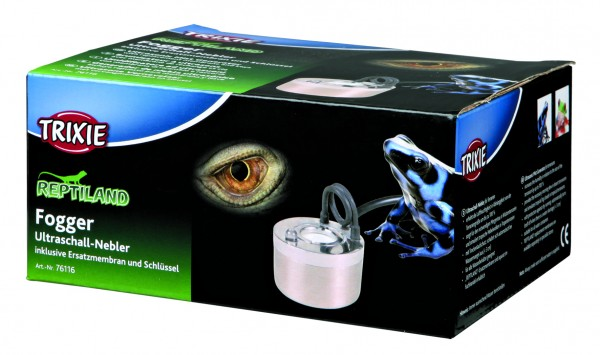 Trixie Fogger Ultraschall-Nebler, inkl. Ersatzteile-Set