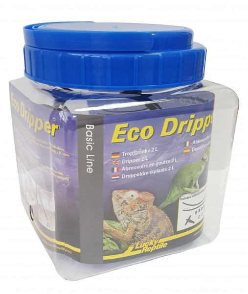Lucky Reptile Eco Dripper, 2 Liter Tropftränke