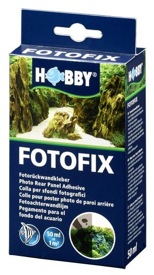 Hobby FotoFix, Fotorückwandkleber
