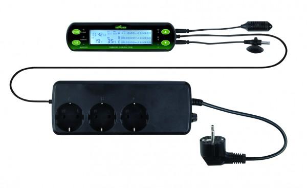 Trixie Thermostat/Hygrostat, digital, 3 Schaltkreise