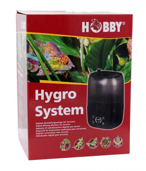 Hobby Hygro System, Beneblungsanlage