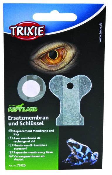 Ersatzmembran & Schlüssel für Trixie Fogger Ultraschall-Nebler