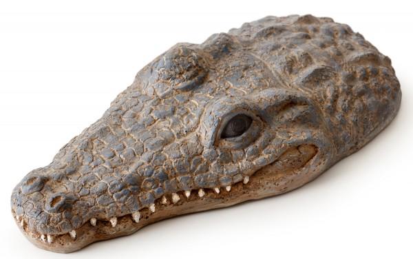 Exoterra Croc Turtle Island 21x11x4,5cm