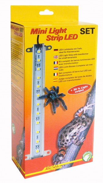 Lucky Reptile Mini Light Strip LED Set & Erweiterungs-LED