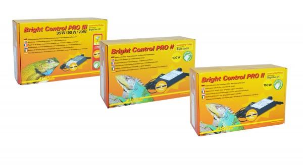 Lucky Reptile Bright Control PRO 2 & 3 (umschaltbar 35/50/70 Watt)