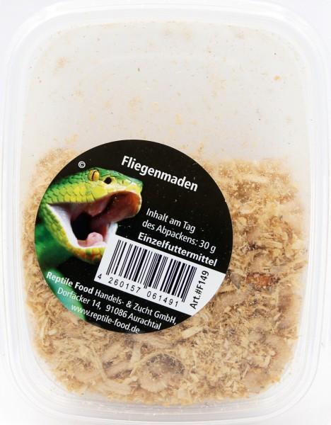 Fliegenmaden Dose 30 g